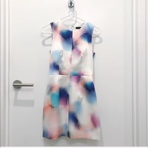 French Connection Multi-color Mini Dress
